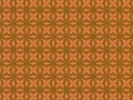 brown color drawing in kaleidoscope pattern - brown color drawing in kaleidoscope pattern for background