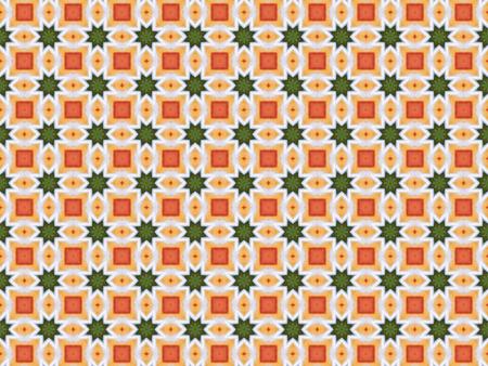orange color: orange color drawing in kaleidoscope pattern - orange color drawing in kaleidoscope pattern for background