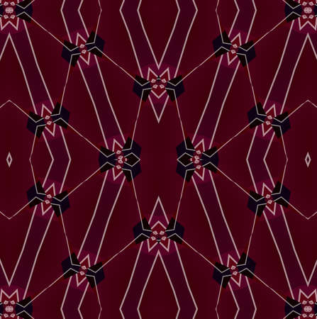 abstract rose: Abstract background pattern made from petals rose flowers. Stock Photo