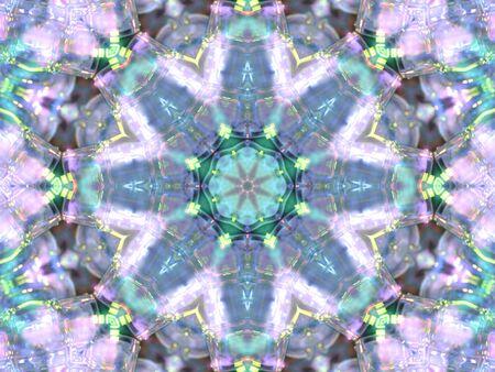 background kaleidoscope: Pattern of macro kaleidoscope abstract background patern Stock Photo