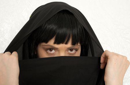 fundamentalism: Woman in paranja