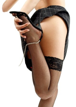 classical up-skirt picture Stock Photo - 486611