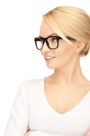 bright picture of calm and friendly woman Stock Photo - 9193315