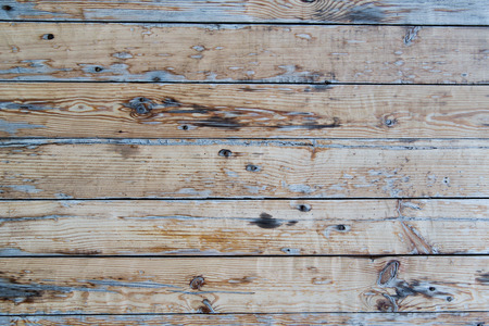 backgrounds and texture concept - wooden floor, fence or wall