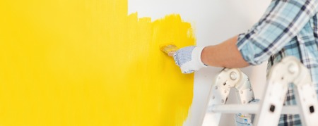 Wall Painting Supplies house paint supplies stock photos. royalty free house paint