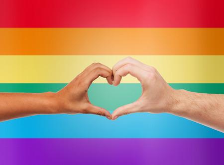 Homosexual hand gesture