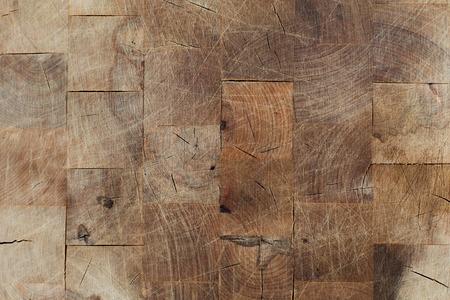 achtergronden en texturen concept - houten textuur of achtergrond Stockfoto