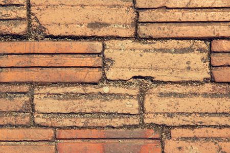 background and texture concept - brick wall