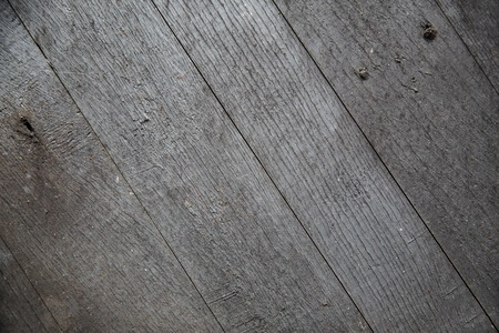 texture backgrounds: backgrounds and texture concept - close up of old wooden boards or wall Stock Photo