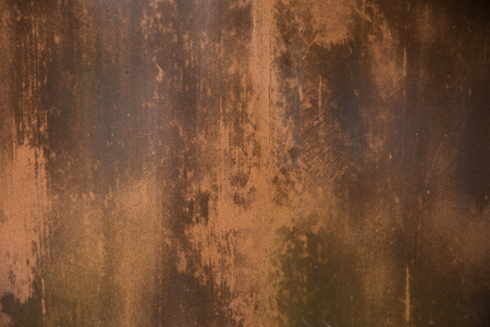 old metal: texture and background concept - close up of old rusty metal surface