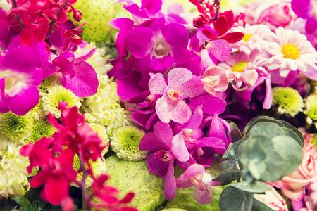 beautiful flowers decoration