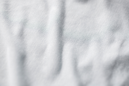 close up of cotton textile or fabric background