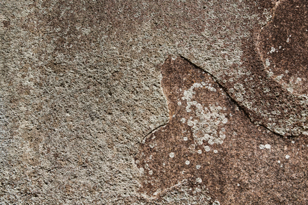 background and texture concept - close up of stone surface