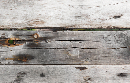 Old wooden boards background