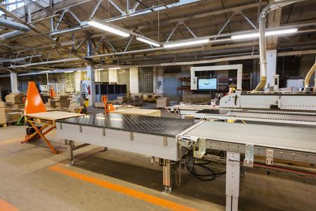 woodworking factory workshop Stock fotó - 96116795