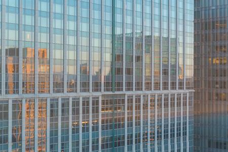skyscrapers or office buildings in tokyo city