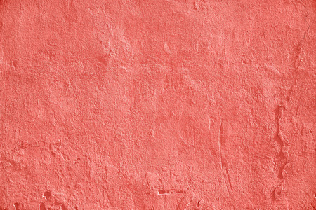 stone wall texture in living coral color