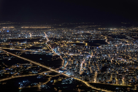 City night view - City Light