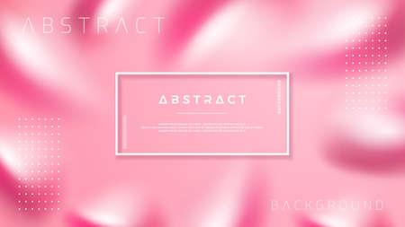 Abstrakter, luxuriöser, rosa Hintergrund für kosmetische Poster oder andere.