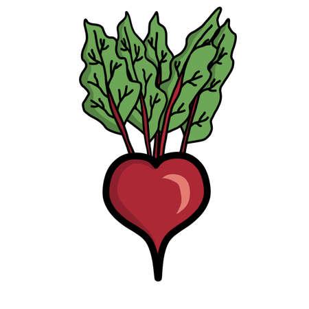 Beetroot Heart