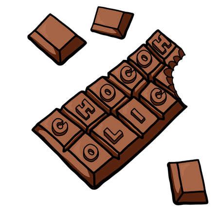 Chocoholic Chocolate Bar
