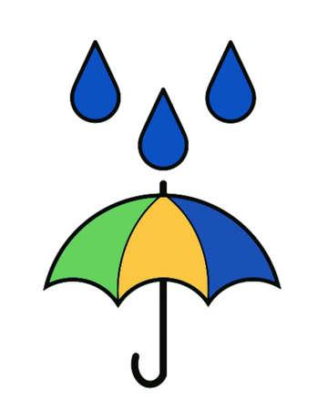 Umbrella Stock fotó - 115411735
