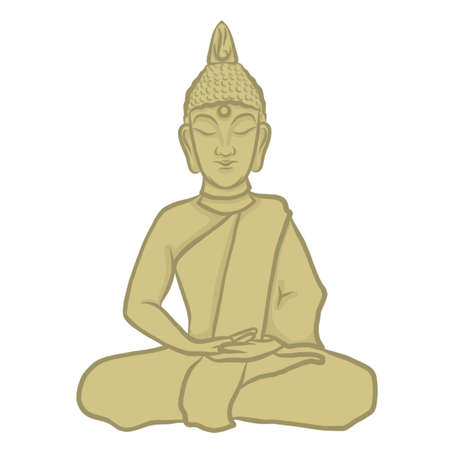 Buddha Buddhist Statue Stok Fotoğraf