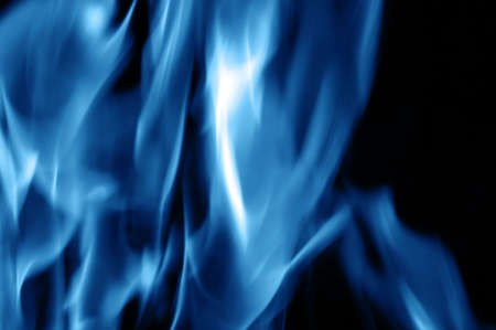 Burning fire close-up, may be used as background photo