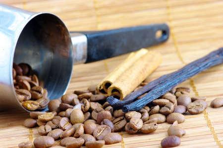 Coffee maker double pot