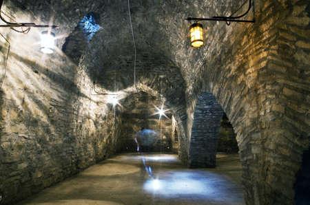 subterranean: old castle subterranean