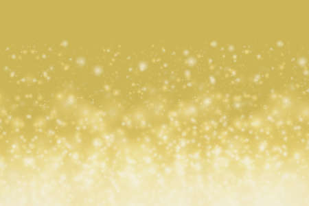gold colour: Abstract Golden glitter for christmas and new year background Stock Photo