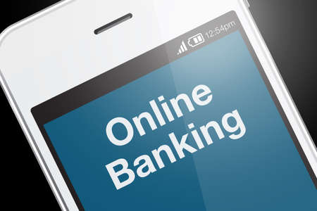 enables: Online banking is an electronic payment system that enables customers of a financial institution to conduct financial transactions on a website.