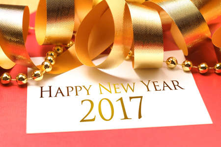 new years day: New year greetings with gold decorations. New Years Day, also called simply New Years or New Year, is observed on January 1.