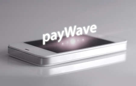 wireless telephone: Paywave is a contactless method of payment that lets you pay faster with less hassle.