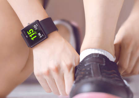 potentially: Count your bpm with the smartwatch application. Smartwatch can make life easier, and potentially healthier in the future.