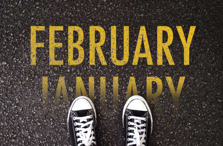 Steps forward to February on the road. May this month have a successful start and a lot of great achievements in the end!