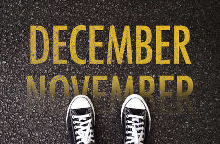 Steps forward to December on the road. May this month have a successful start and a lot of great achievements in the end!