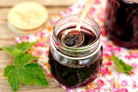 blackcurrant: blackcurrant jam