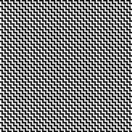 Naadloze geometrische patroon haaienhuid design. Vector achtergrond. Het kan worden gebruikt bij het drukken, websiteachtergrond en stoffenontwerp.