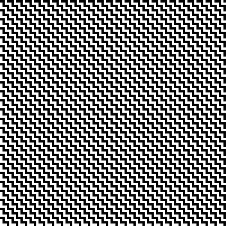 Seamless geometric pattern sharkskin design. Vector background. It can be used in printing, website background and fabric design.