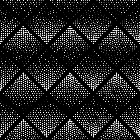 Seamless Pattern Background . Hipster Pattern . Monochrome Pattern . Black and White Pattern . Hipster Geometric Design . Pattern . Abstract Design . Halftone Background . Dot Pattern Background. Triangle Pattern .