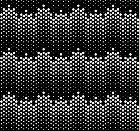 Naadloze patroon achtergrond. Hipster Pattern. Zwart-wit patroon. Zwart-wit Patroon. Hipster Geometric Design. Patroon . Abstract Design. Halftone Achtergrond. Dot patroon achtergrond.