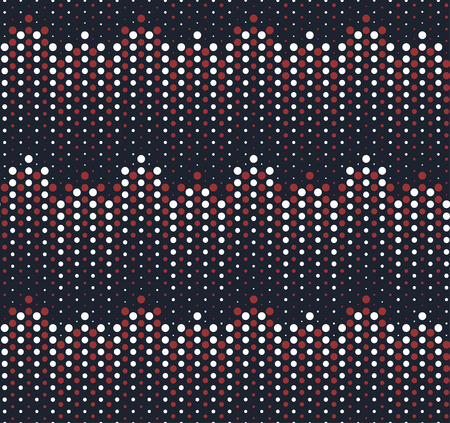 Seamless Pattern Background . Hipster Pattern . Hipster Geometric Design . Pattern . Abstract Design . Halftone Background . Dot Pattern Background. Hipster color .  イラスト・ベクター素材