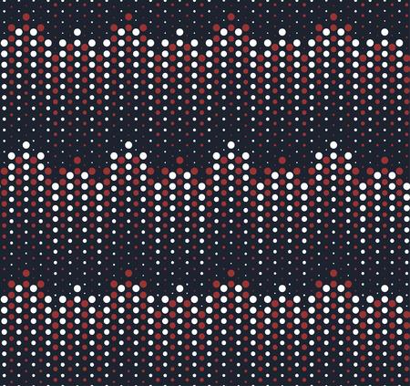 Naadloze patroon achtergrond. Hipster Pattern. Hipster Geometric Design. Patroon . Abstract Design. Halftone Achtergrond. Dot patroon achtergrond. Hipster kleur.