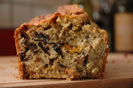 savoury: Пикантный торт Фото со стока