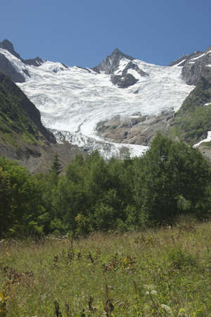 beautiful mountain scenery, the Caucasus, Russia Stock Photo - 12875098