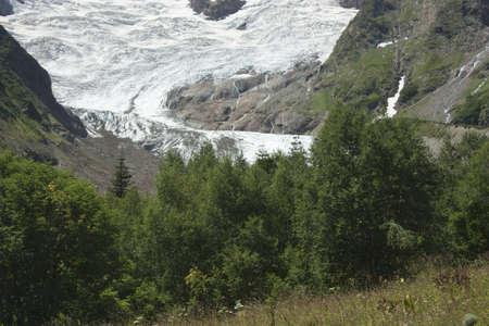 Photo of beautiful mountain scenery, the Caucasus, Russia Stock Photo - 12874508
