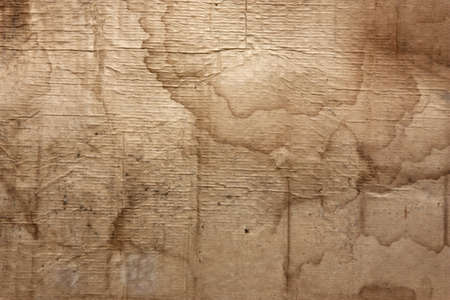 degradation: The structure is very old papers. battered, spotted, torn, dark, light. A variety of degradation of paper