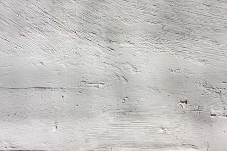 White walls with whitewash and plaster photo