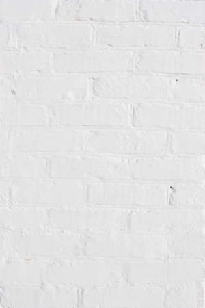 whitewash: White walls with whitewash and plaster Stock Photo